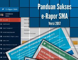 Buku Panduan Sukses e-Rapor SMA Versi 2017