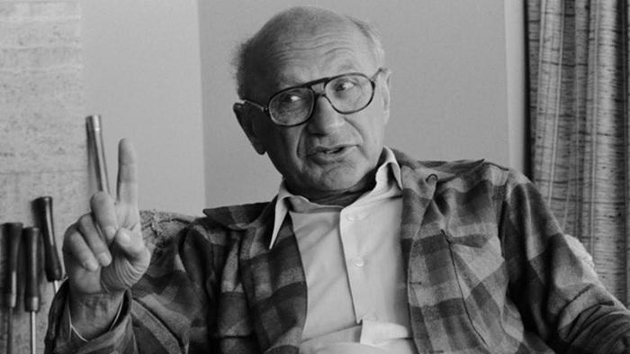 Teori Hukum Pasar  Milton Friedman