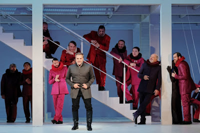 Meyerbeer: Les Huguenots - Nicolas Teste - L'Opéra national de Paris (Photo Agathe Poupeney/OnP)
