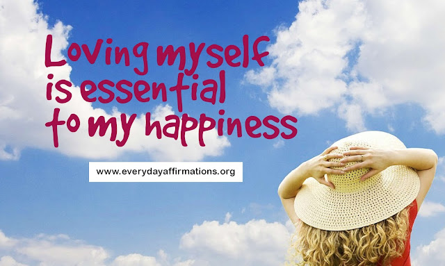 Daily Affirmations, Affirmations for Self Love