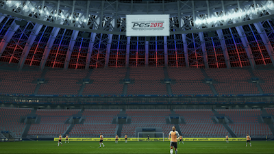 PES 2013 Luzhniki Stadium World Cup 2018 by D5ouglas