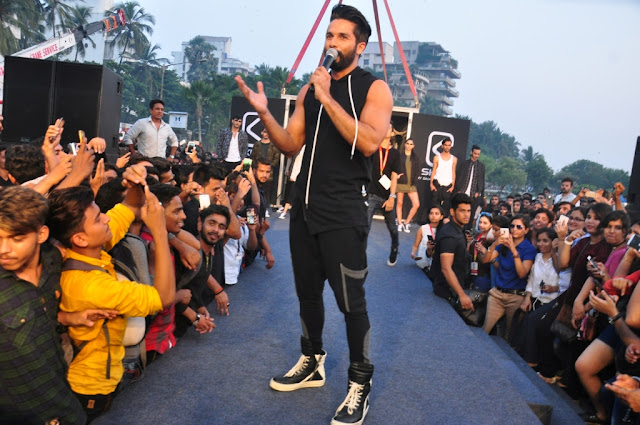 SKULT by Shahid Kapoor - abof launches India's first athleisure fashion brand