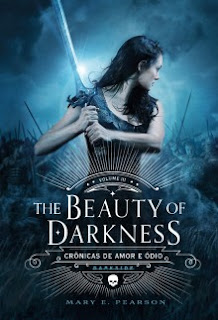The Beauty of Darkness encerra a trilogia de As Crônicas de Amor e Ódio na @DarkSideBooks!!!