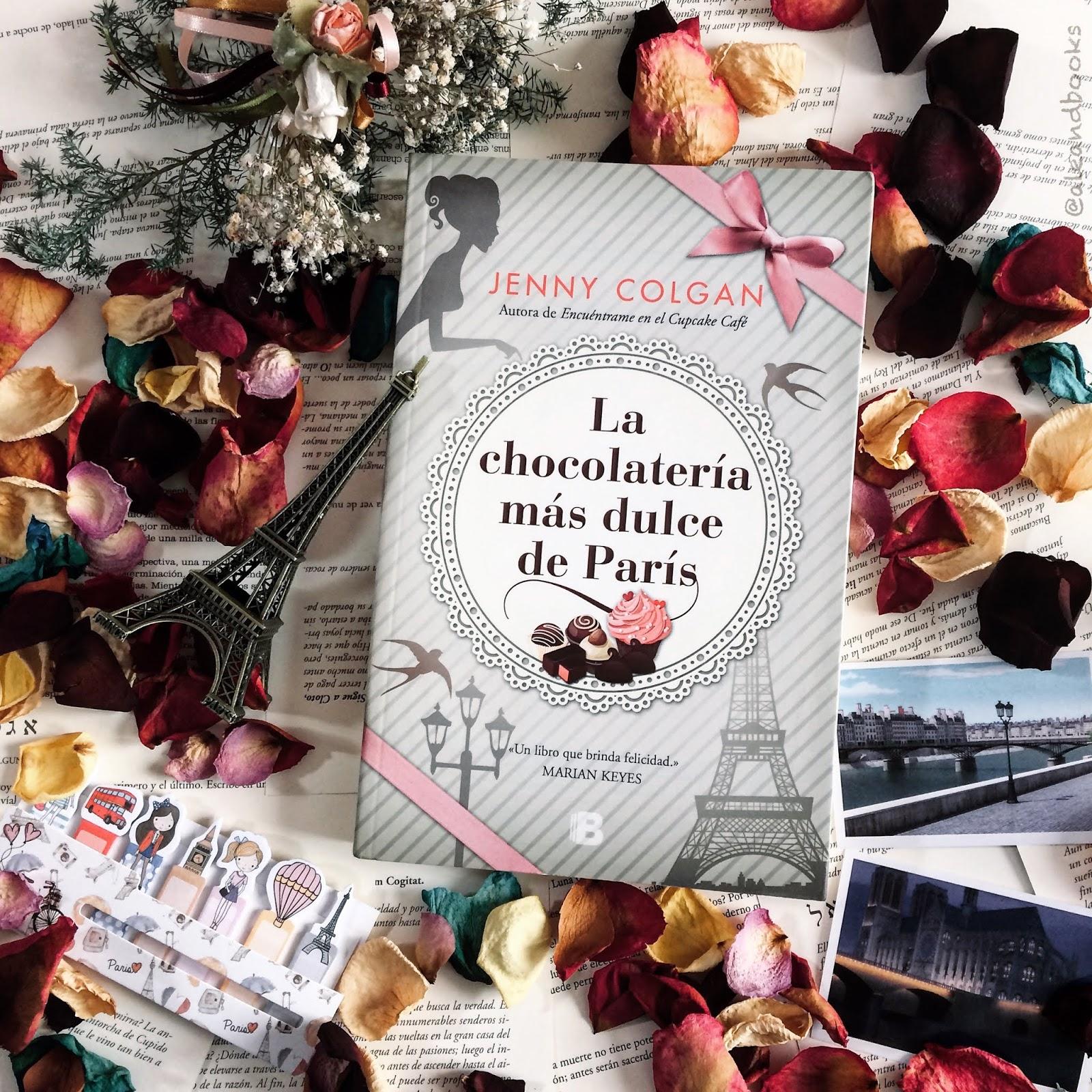 Ale entre historias: La chocolatería más dulce de París - Jenny ...