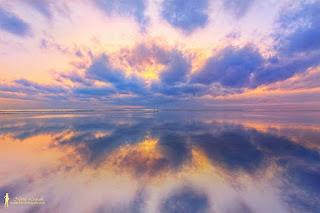 reflejos-de-nubes-en-el-agua
