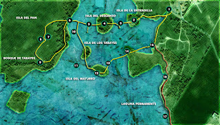 Las Tablas de Daimiel, provincia de Ciudad Real.