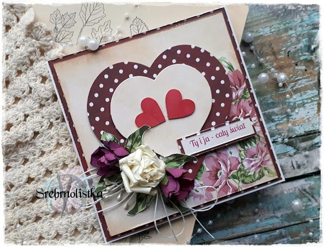 [CMC] Kartka z sercem