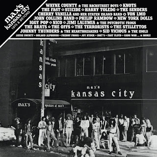 Max's Kansas City 1976 & Beyond