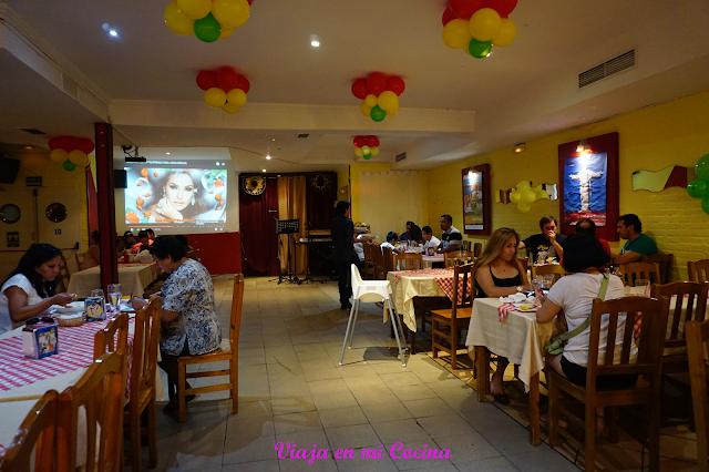 Restaurante Tentazion Madrid