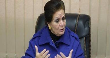 اول تصريحات للسيدة نادية عبده اول امرأة في منصب محافظ