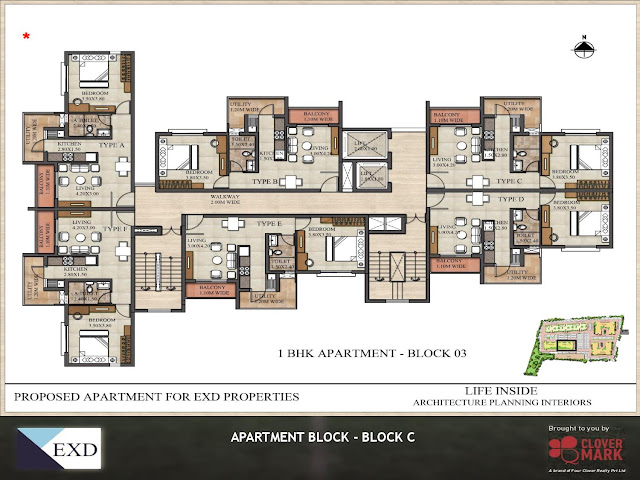 Codename five rings floor plan
