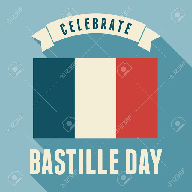 Bastille day posters