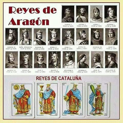 Reyes de Aragón , Reyes de Cataluña