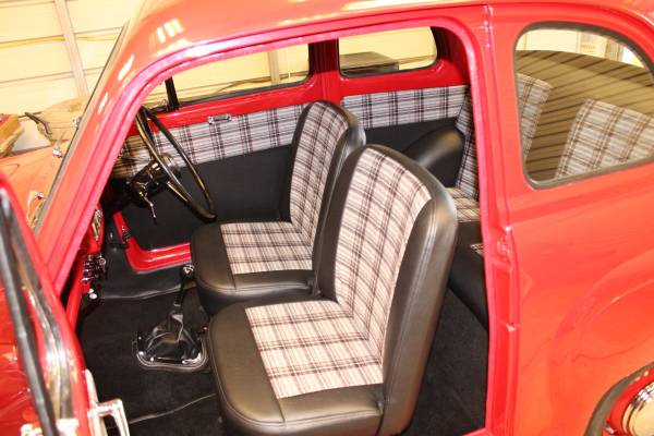 completely restored 1958 austin a35 2 door saloon auto restorationice. Black Bedroom Furniture Sets. Home Design Ideas