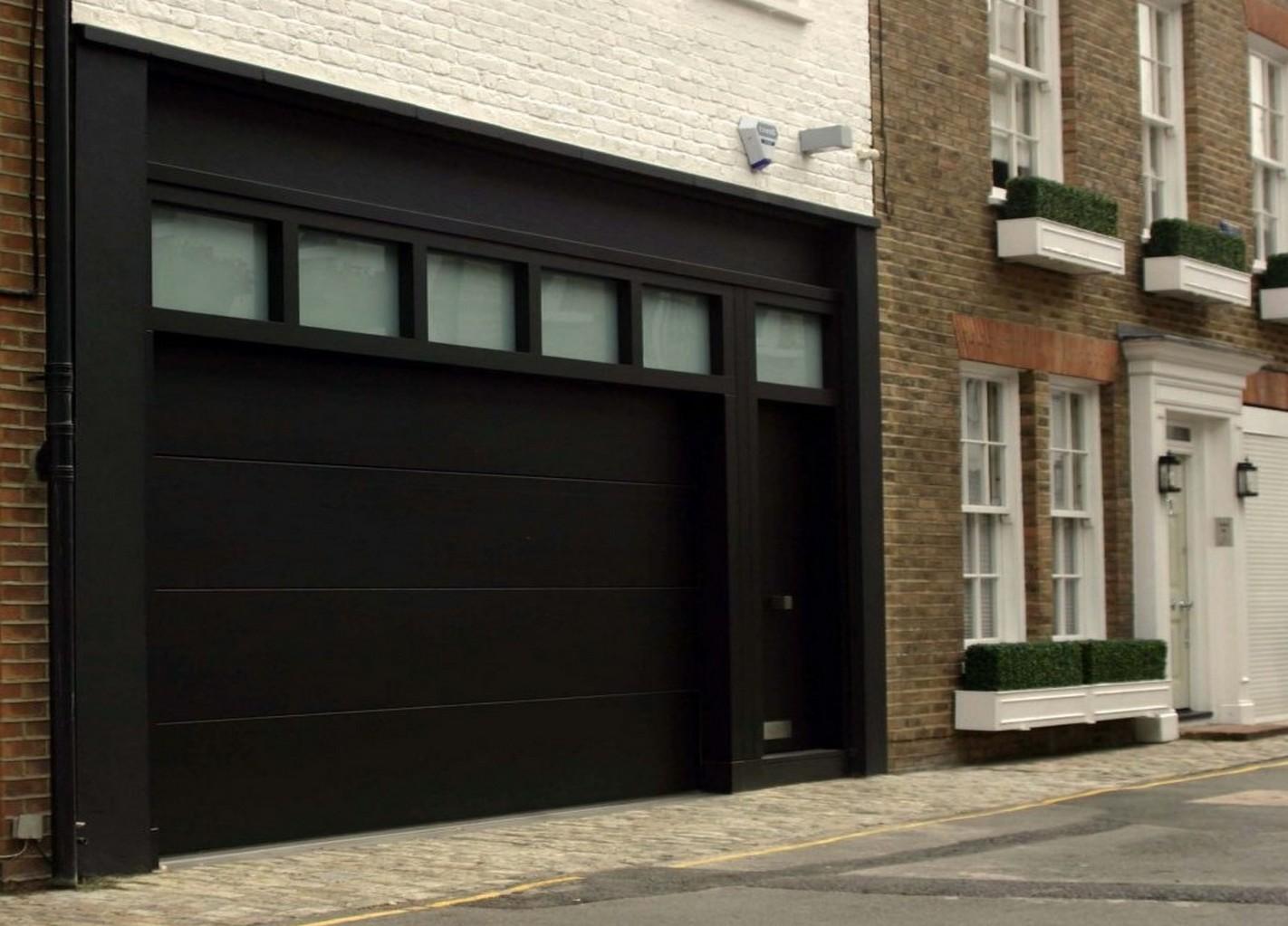 Modern Garage Door Ideas - FELISH HOME PROJECT on Garage Door Ideas  id=66522
