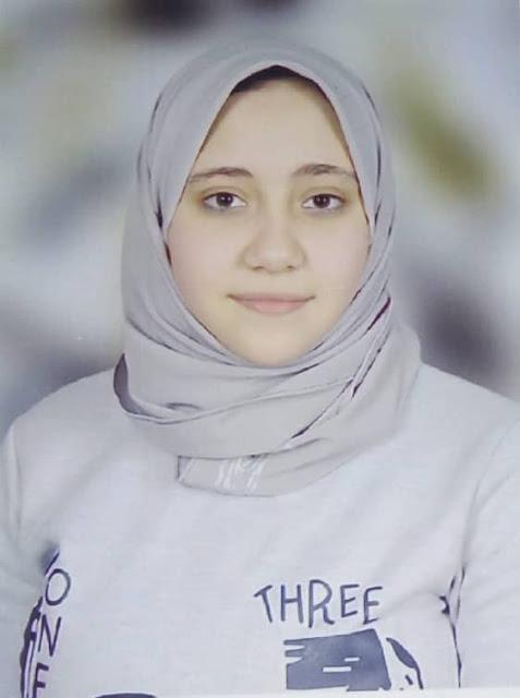 تهنئة لـ أسماء نبيه بمناسبة نجاحها في الثانوية العامة من الزميل كارم الديسطي