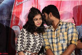 Swathi Reddy Looks super cute at London Babulu theatrical trailer launch ~ Exclusive 002