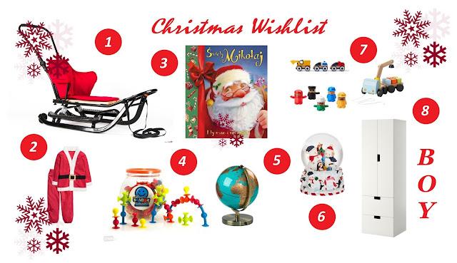 christmas december wishlist - list do Mikołaja - zestawienie prezentów - black friday - cyber monday - Boże Narodzenie - Mikołajki