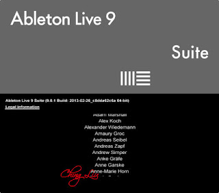 ableton live 9 create produce perform pdf download
