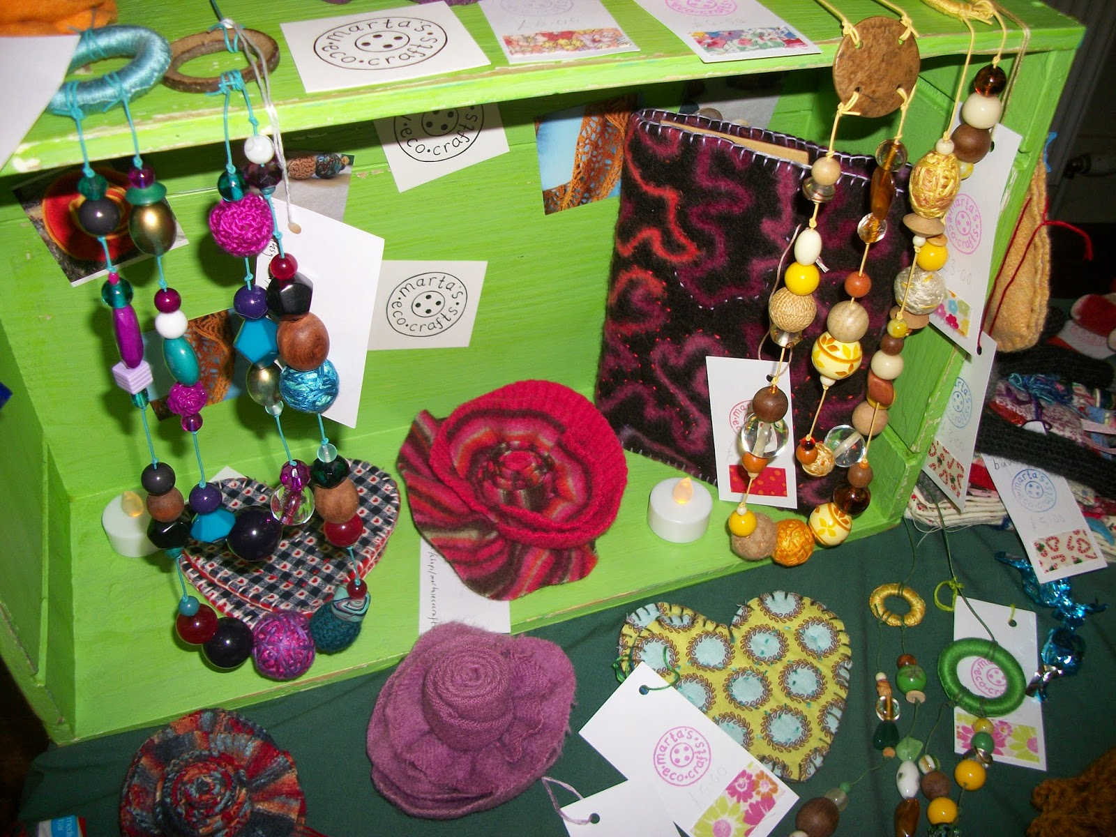 5 Top Tips for Selling at Craft Fairs