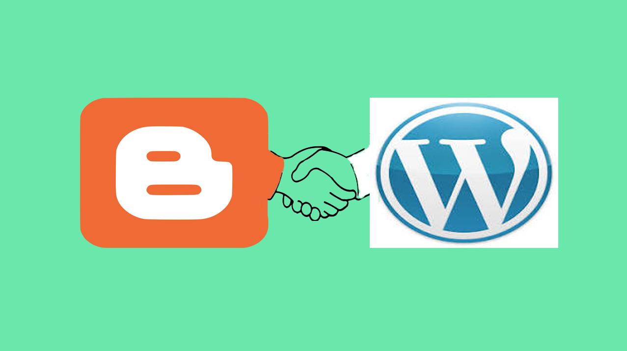 Blogwalking Antara Blogspot dengan Wordpress Bisa Lancar