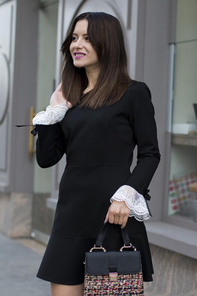 sammydress black dress review