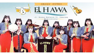 Download Kumpulan Lagu Qasidah El Hawa Mp3