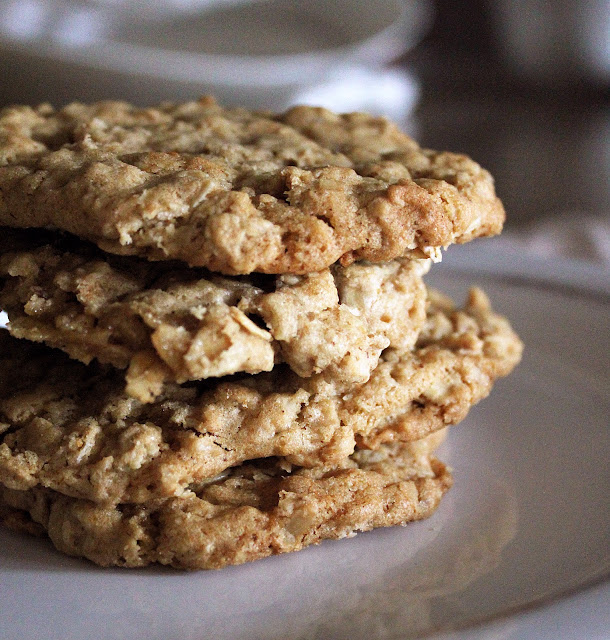 Outrageous Oatmeal Cookies by freshfromthe.com.
