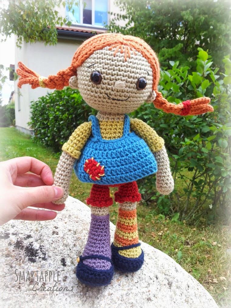 0bbd4eeb56c Mulle väga meeldib lilleliisi nuku heegeldamise juhend ja mulle sobivad ka  muudatused, mis sellele ise olen teinud. Ilmselt heegeldan mõne Pipi nuku  ka veel ...