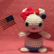 http://www.ravelry.com/patterns/library/amigurumi-independence-day-kitty