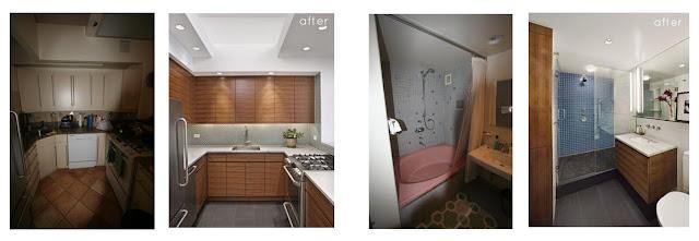 Ristrutturazione di un loft a new york arredamento facile - Ristrutturazione bagno e cucina ...