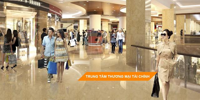 Tiện ích đẳng cấp 5 sao tại Chung cư Minh Khai city plaza