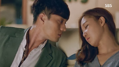 Drama Queen (super mag-emote): Last week on KDrama The Master's Sun