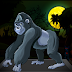 Rescue Ape From The Hunter