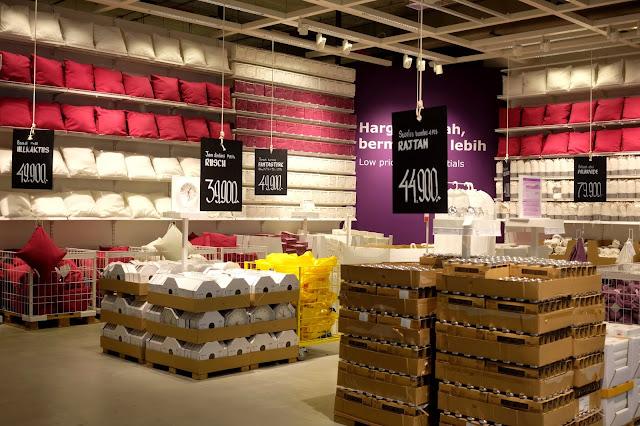 Temukan Furniture Rumah Murah di Online Shop IKEA