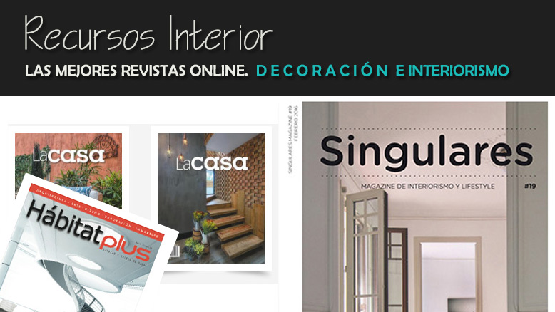 las mejores revistas online sobre diseo decoracin y arquitectura - Revistas De Decoracion
