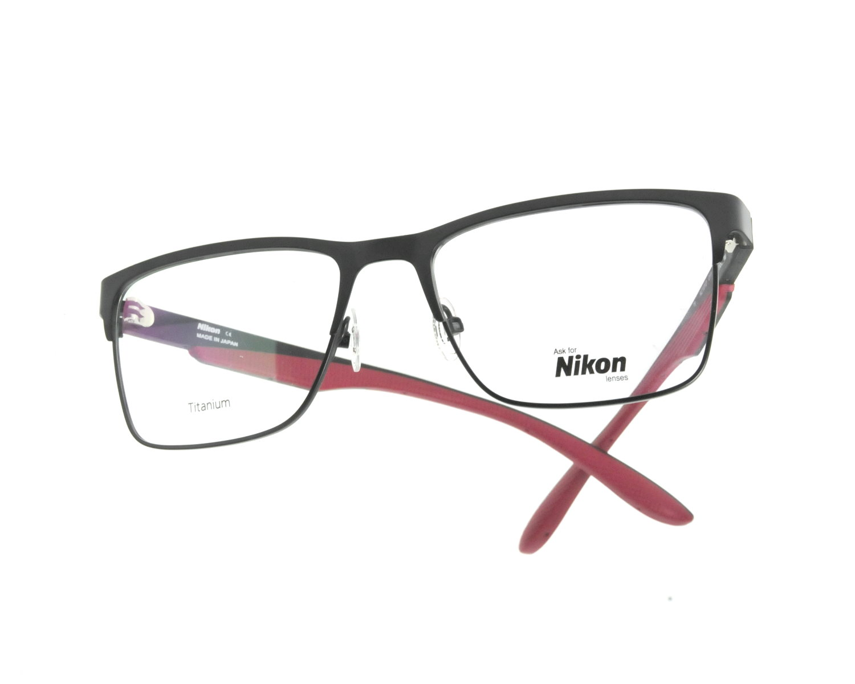 精明眼鏡公司: Nikon NC1010 NC1011 尼康鈦金屬眼鏡