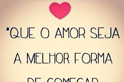 Frases Bom Dia Amor Tumblr