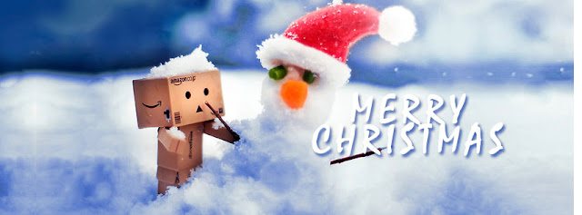 Cute Merry Christmas Facebook Cover Banner 2016