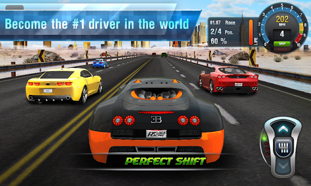 Real Drag Racing 3D