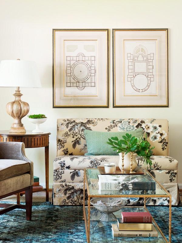 HINTS OF CHINTZ! | Nbaynadamas Furniture and Interior