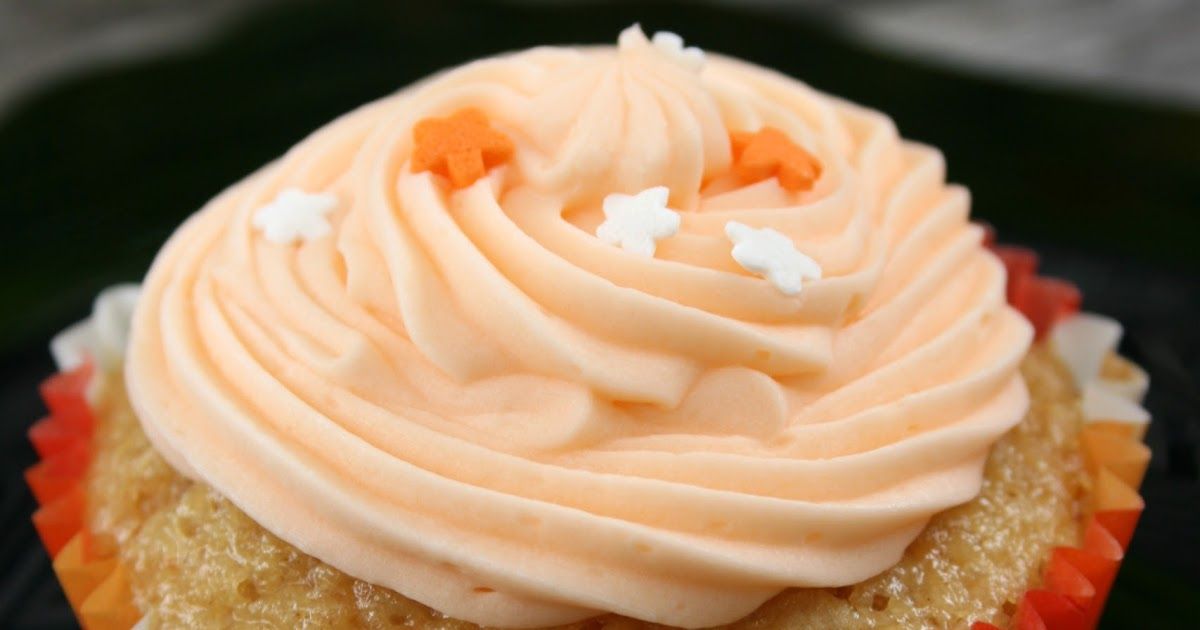 A Half Baked Life The Food Of Summer Creamsicle Cupcakes