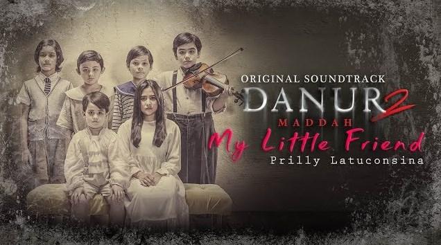Ini Dia Soundtrack Danur 2 Maddah Yang Dinyanyikan Prilly Latuconsina