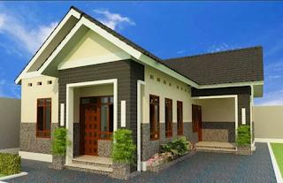 gambar rumah sederhana 2