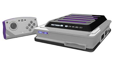 RetroN 5 Gaming System 1