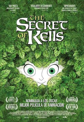 The Secret Of Kells 2009 DVD R1 NTSC Latino