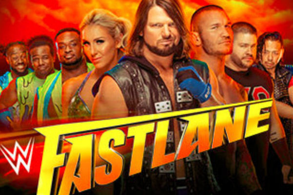 WWE Fastlane 2018 live streaming