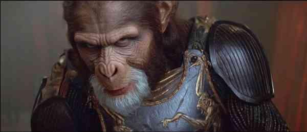 Tim Roth  - Il pianeta delle scimmie 2001