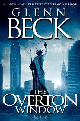 The Overtone Window by Glenn Beck – book cover