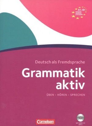 كتاب Grammatik Aktiv بدءاً من المستوى a1
